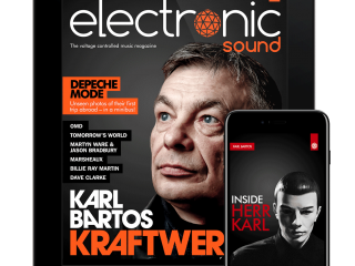 Electronic sound magazine