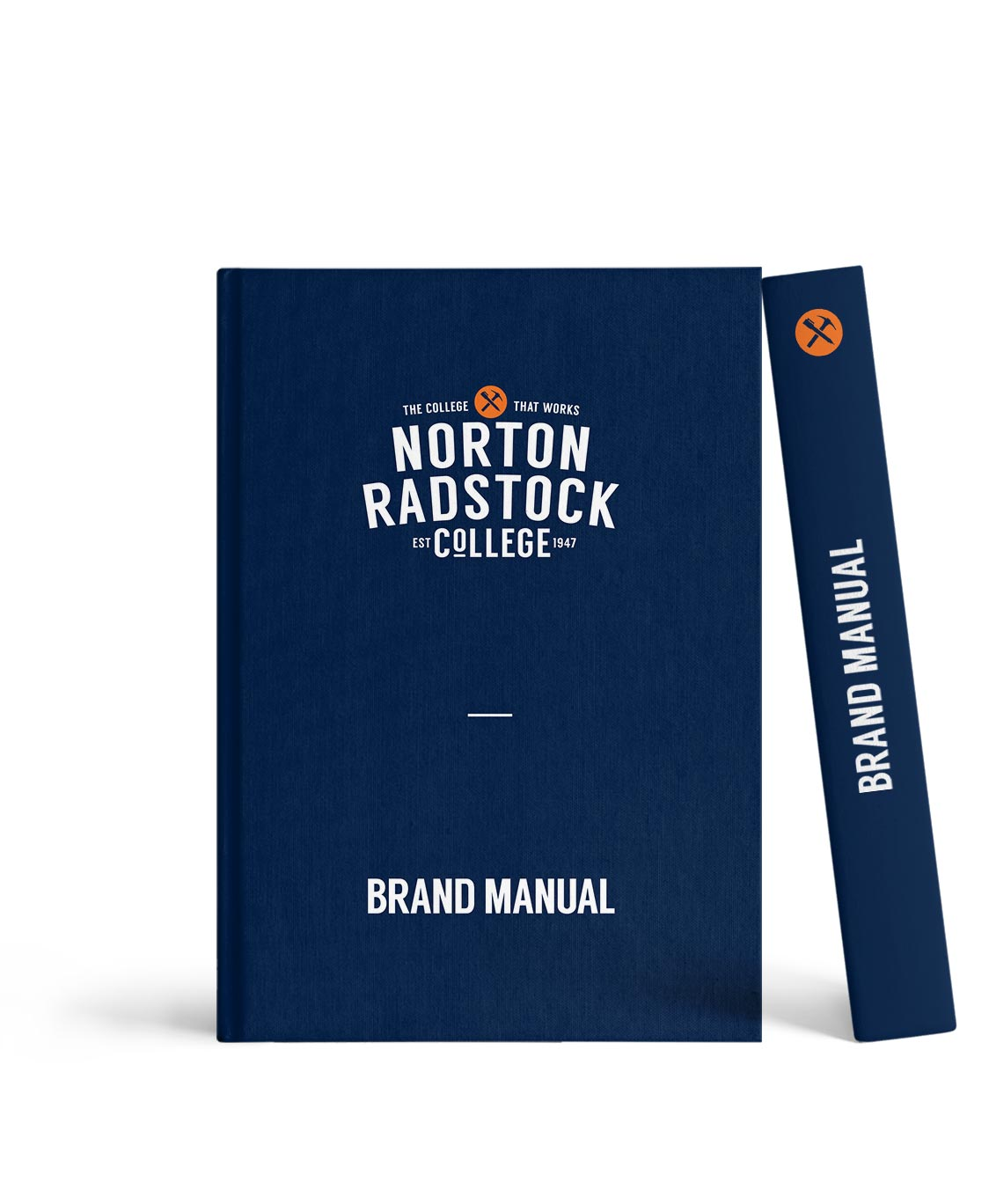 The brand manual